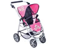 Chic2000 CHIC 2000 2-in-1 poppenwagen Emotion roze