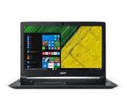 "Acer Aspire A717-71G-71F6 2.8GHz i7-7700HQ 17.3"" 1920 x 1080Pixels Zwart Notebook"