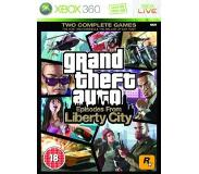 Toiminta: Rockstar Games - Grand Theft Auto: Episodes from Liberty City, Xbox360