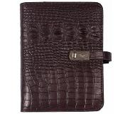 Kalpa Organizer Trendy formaat Mini Croco Bordeaux