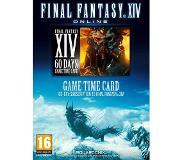 Pelit: Online game - Final Fantasy XIV: A Realm Reborn 60 Days Game Time Card (Multiformat)