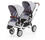 ABC Design Zoom Zoom Air duo kinderwagen graphite grey Graphite Grey