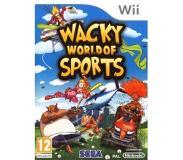 Sport SEGA - Wacky World of Sports (Wii)