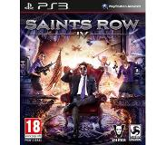 Games Deep Silver - Saints Row IV, PS3