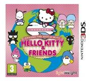 Games Lapset - Around the World with Hello Kitty & Friends (Nintendo 3DS)