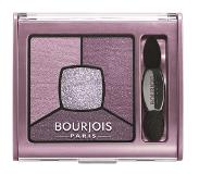 Bourjois : Bourjois Smoky Stories 07 In Mauve Again Quatuor Oogschaduwpalet