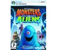 Toiminta: Toiminta - Monsters vs Aliens (PC)