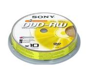Sony 10x DVD-RW Spindle - (4.7GB)