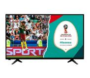 "Hisense H43AE5000 43"" Full HD Zwart LED TV"