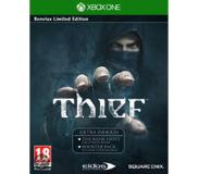 Games Square Enix - Thief (Benelux Edition) Xbox One video-game