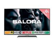 "Salora 55UHX4500 55"" 4K Ultra HD Smart TV Wi-Fi Zwart LED TV"