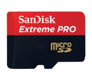 Sandisk microSDXC Extreme Pro 64GB 100MB/s A1 U3 + SD adapter