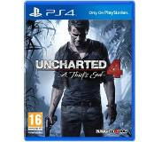 Sony Uncharted 4 - Edition Benelux