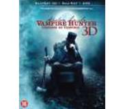 Horror Abraham Lincoln - Vampire hunter (3D)