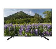 "Sony KD-49XF7000 LED TV 123,2 cm (48.5"") 4K Ultra HD Smart TV Wi-Fi Zwart"