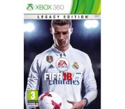 Electronic Arts FIFA 18 Édition Essentielle FR/NL Xbox 360