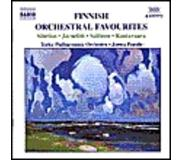 cd Turku Philharmonic Orches - Finnish Orchestral Favourites / Jorma Panula, Turku Philharmonic