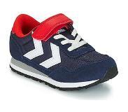 Hummel Stadil Cuir Enfants Unisexe Jr Sneaker - Violette - 31 Eu mKYM7j