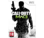 Games Activision Blizzard - Call Of Duty: Modern Warfare 3 (Wii)