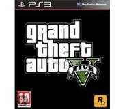 Games Take Two - Grand Theft Auto V (GTA V) (PlayStation 3)
