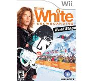 Sport Ubisoft - Shaun White Snowboarding: World Stage (Wii)