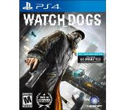 Games Ubisoft - Watch Dogs, PS4