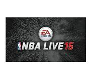 Games Electronic Arts - NBA Live 15, PS4