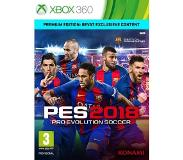 Games Pro evolution soccer 2018 (Premium Edition)