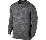 Nike Performance Longsleeve black/heather 40/42