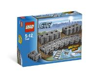 LEGO City 7499 Flexibele Rails