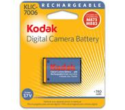 Kodak Li-Ion Rechargeable Digital Camera Battery KLIC-7006