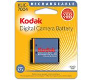 kodak Li-Ion Rechargeable Digital Camera Battery KLIC-7004