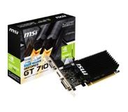 MSI GT-710-1GD3H-LP GeForce GT 710 1GB GDDR3