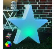 8 seasons Decoratieve LED-ster Shining Star, 60 cm
