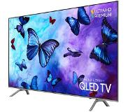 "Samsung Q6F QE75Q6FNALXXN LED TV 190,5 cm (75"") 4K Ultra HD Smart TV Wi-Fi Zilver"