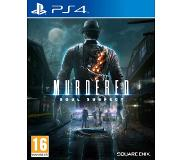 Games Toiminta - Murdered: Soul Suspect Limited Edition (Playstation 4)