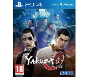 SEGA Yakuza Zero UK PS4