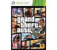 Games Microsoft - Grand Theft Auto V, Xbox 360