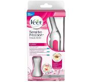 Veet Gratis Re-Cycle-Me knutseldoos: Veet Sensitive Precision Beauty Styler