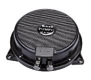Sinuslive Auto-subwoofer passief 130 mm 80 W Bass-Pump III 4 Ω