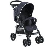 Knorr-Baby buggy, »V-Easy Fold Happy Colour, zwart«