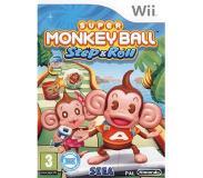 Entertainment Sega - Super Monkey Ball: Step & Roll (Wii)