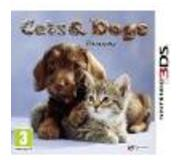 Games Perhe - Best Friends: Cats & Dogs (Nintendo 3DS)