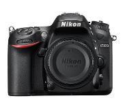 Nikon D7200 Musta