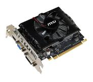 Msi N730-2GD3V2 NVIDIA GeForce GT 730 2Go