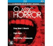Sony Pictures Dracula + Fright Night + Frankenstein Blu-ray