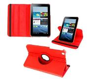 Carryme 360 graden rode hoes Samsung Galaxy Tab 3 8.0
