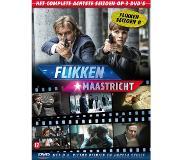 Actie, Avontuur & Thrillers Actie, Avontuur & Thrillers - Flikken Maastricht  Seizoen 8 (DVD)