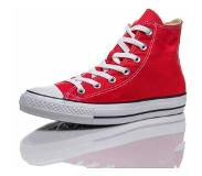 Converse CHUCK TAYLOR ALL STAR HI CORE CANVAS Sneakers hoog red 37