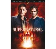 Horror Jim Beaver, Mark Pellegrino & Kurt Fuller - Supernatural - Seizoen 5 (DVD)